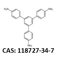 1,3,5-三(4-氨苯基)苯 CAS:118727-34-7 现货厂家 黄金产品