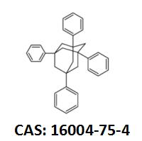 1,3,5,7-四苯基金刚烷 CAS:16004-75-4 现货厂家 黄金产品