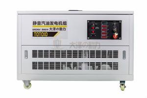 TOTO10kw汽油静音发电机