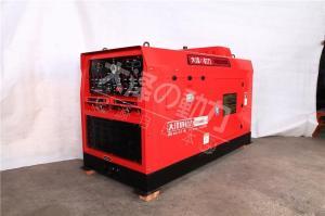 400双把焊的柴油发电电焊机能有多大的辅助电源