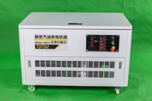 同价配置可24小时运行35KW静音汽油发电机