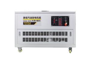 大泽动力15kw静音汽油发电机,TOTO15
