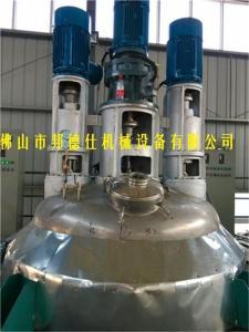 中山多功能反应釜 高速乳化反应釜设备产品图片