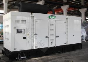 400KW静音沃尔沃VOLVO柴油发电机