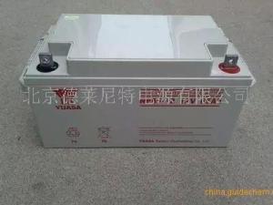 汤浅蓄电池NP65-12广东汤浅12V6*H含税报价产品图片