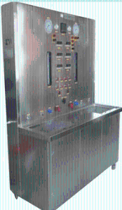 計算機控制熱水器水壓試驗機-管材水壓試驗臺