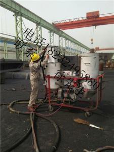 高壓水除銹噴砂機