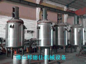石墨专用反应釜 广东 内蒙古 湖南 河南负极材料高温反应釜产品图片