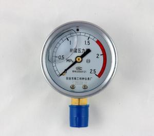 耐震壓力表YTN60 100 150