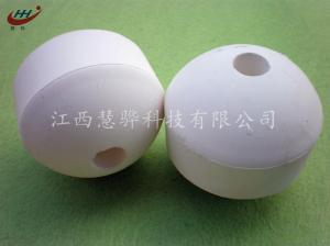 优质变换炉开孔瓷球
