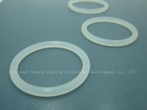 进口硅胶O型圈产品图片