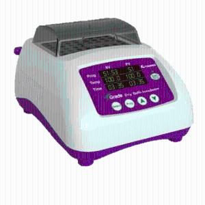 加热型五段程控金属浴(OSE-DB-01)产品图片