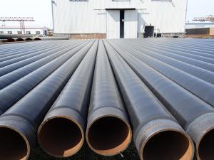 大口径3PE防腐无缝钢管产品图片