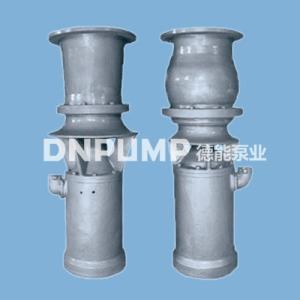 中吸式潛水軸流泵快速排水安裝方便