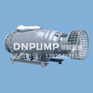 350QZB-100D斜拉式潛水軸流泵