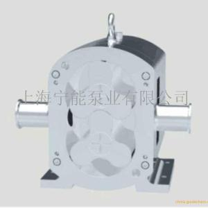 上海寧能上下進出式不銹鋼凸輪轉子泵