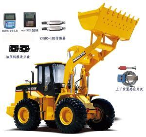 防超载称重装载机称 带打印功能铲车秤 高精度铲车称重电子秤产品图片