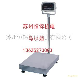 TCS-60kg/5g计重电子台秤,苏州电子秤维修产品图片