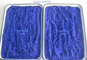 蓝铜肽/铜肽/铜胜肽/三肽-1铜/CAS49557-75-7