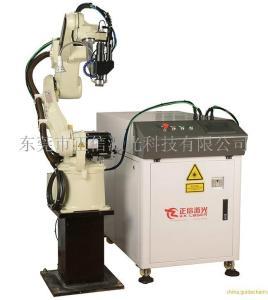激光机械手焊接机 机器人激光焊接机产品图片