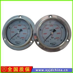 MOOTTL高壓耐震壓力表|不銹鋼壓力儀表進口直銷|壓力表價格