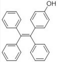 4-(1,2,2-三苯基乙烯基)苯酚 CAS:76115-06-5;厂家批发,现货供应