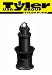 進口潛水軸流泵 進口立式混流泵