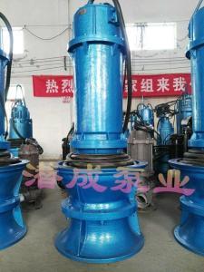 天津350,500,600潜水轴流泵-天津潜成泵业水泵专家