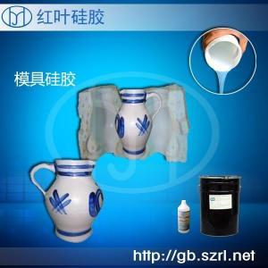 低粘度低收缩模具胶流动性好液体硅胶 产品图片