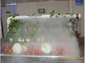超市蔬菜加湿器产品图片