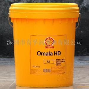 原装正品壳牌可耐压齿轮油HD68产品图片