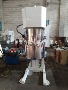 导热硅脂真空搅拌机生产厂家