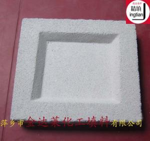 微孔陶瓷过滤砖产品图片