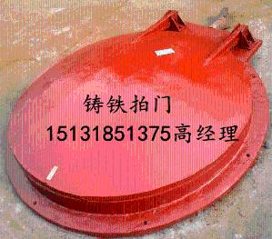 DN1200铸铁拍门