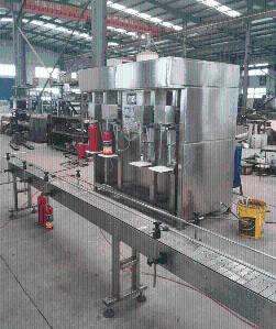 水型灭火器自动生产线设备厂家,快速生产灌装水型灭火器 产品图片