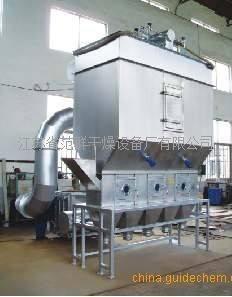 江苏范群-甘露醇组合式沸腾流化床干燥机(带冷却段)产品图片