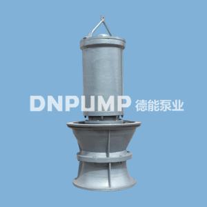 河道斜拉式安裝潛水軸流泵廠家現貨