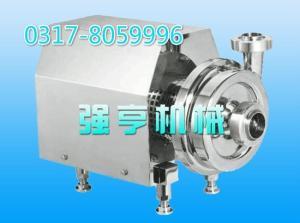 遼寧強亨機械不銹鋼食品衛生泵安全衛生性能可靠