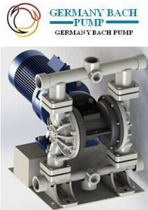 進口塑料電動隔膜泵——德國巴赫工業BACH
