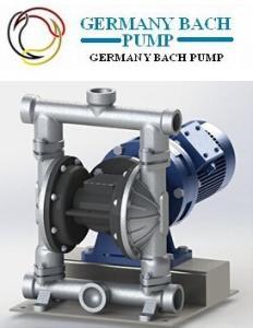 進口不銹鋼電動隔膜泵——德國巴赫工業BACH