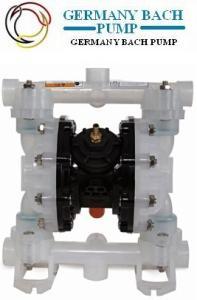 进口塑料气动隔膜泵——德国巴赫工业BACH