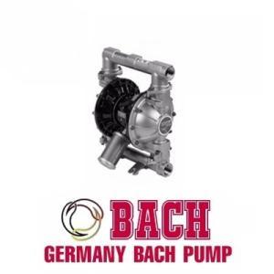 进口不锈钢气动隔膜泵——德国巴赫工业BACH