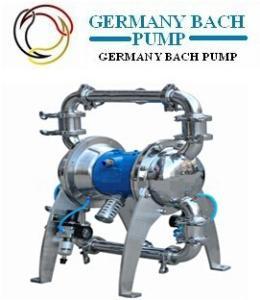 進口粉體隔膜泵——德國巴赫工業BACH
