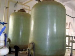 安庆玻璃钢立式储罐价格 产品图片
