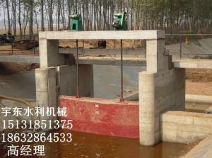 水利水电1000 1000铸铁闸门