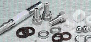 B3000655 带有端盖的标准THGA石墨管产品图片