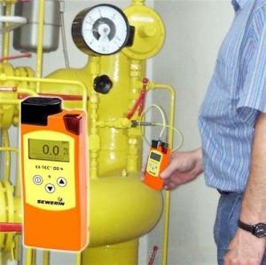 德国竖威OD4手持式加臭剂检测仪TBA(硫醇 )标定或者THT(四氢噻吩)标定
