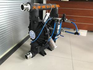美國GRACO氣動粉末泵粉塵粉體輸送泵電池正負極粉末材料輸送泵