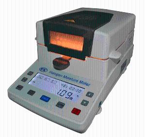LB-10XW多功能高精度食品、药品、化工、水分分析仪