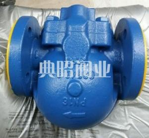 FT14-10斯派莎克法兰浮球式疏水阀产品图片